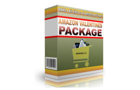 Amazon Valentines Product Package