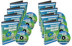 Automated Membership Machine