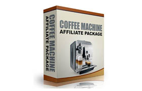Coffee Machine Affiliate Package