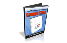 Create A Mobile Version Of Your Website Using Google Sites