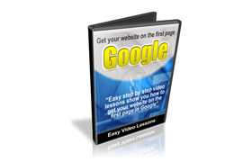 Get Your Website On The First Page Google