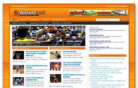 Basketball Niche WP Theme