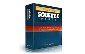 Easy Mobile Squeeze Pages