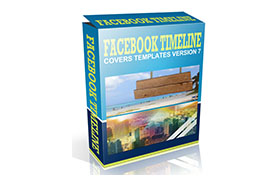 Facebook Timelines Covers Templates Version 7
