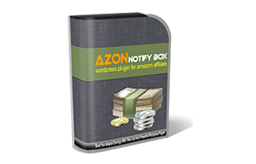 Azon Notify Box WP Plugin