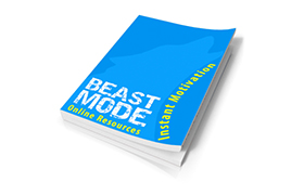 Beast Mode Instant Motivation Online Resources