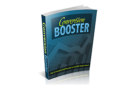 Conversion Booster 2nd Edition
