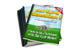 Golf Swing Sensation Volume 2