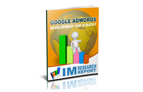 Google AdWords Development And Strategy