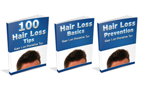 Hair Loss Ebook Collection