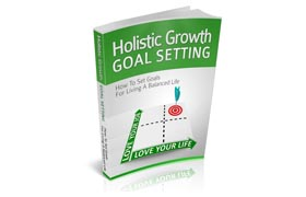 Holistic Growth Goal Setting