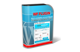 HotelCombinded Search Widget WP Plugin