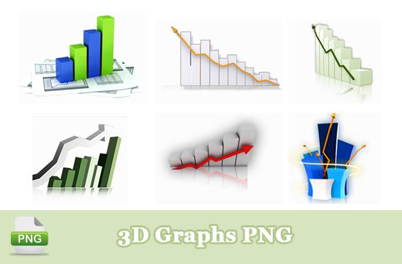 3D Graphs PNG