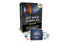 3D Web Display Maker V2