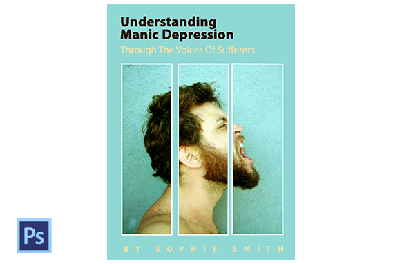 CoverArt Mockup Book PSD Template Edition 5