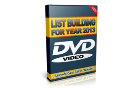List Building For Year 2013