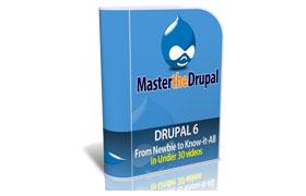 Master The Drupal 17 Basic Videos