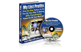 My List Profits Audio and Guide