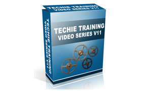 Techie Training Videos V11