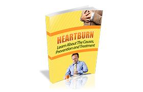 Heartburn WP Ebook Template
