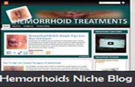 Hemorrhoids Niche WP Theme
