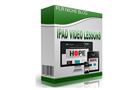 iPad Video Lessons Niche WP Theme