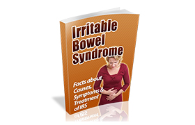 Irritable Bowel Syndrome WP Ebook Template