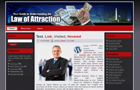 Law Attraction HTML and Wordpress Templates