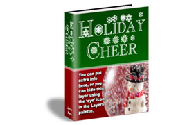 Holiday Cheer HTML and Product Template