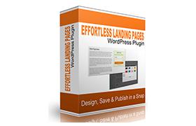 Effortless Landing Pages WordPress Plugin