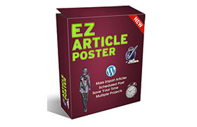 EZ Article Poster WP Plugin