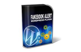 Fakebook Alert WordPress Plugin