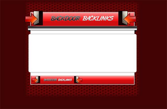 Auto Blog HTML PSD Template Edition 2