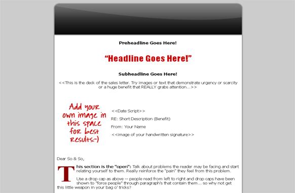 Black HTML Website Template