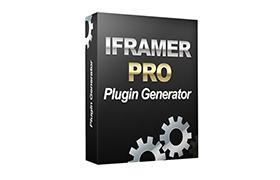 iFramer Pro WP Plugin Generator