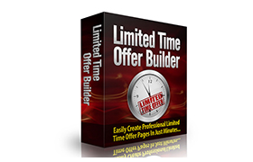 Limited Time Offer Builder