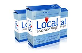 Local Leadpage WP Plugin