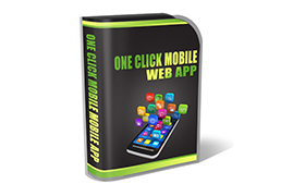 One Click Mobile Web App WP Plugin
