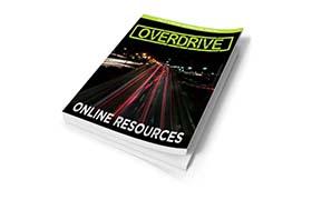 Overdrive Online Resource