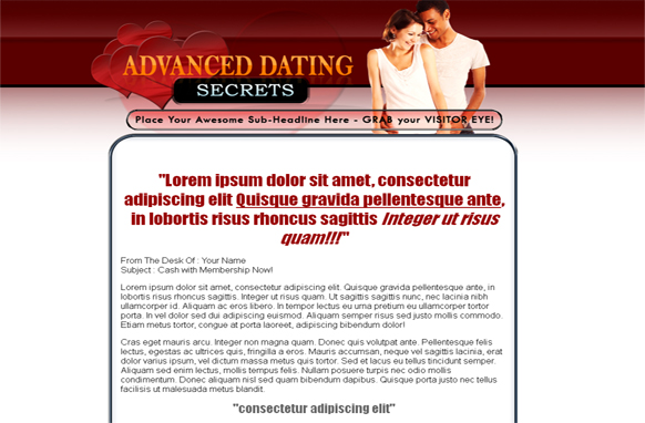 Dating Wordpress and PSD Theme