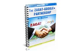 The Zagat – Google Plus Partnership