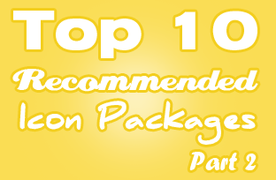Top 10 Recommended Icons Part 2