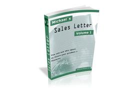 Michaels Sales Letter PSD Theme Templates