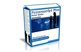 Powerscript Plus PSD Template