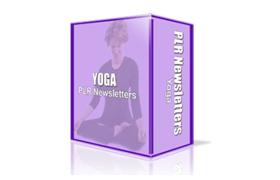 Yoga PLR Newsletters