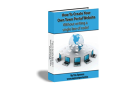 How To Create Your Own Town Portal Website
