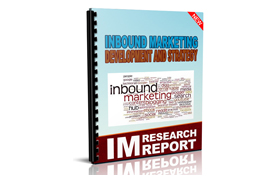 Inbound Marketing Development and Strategy
