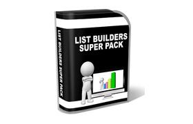 List Builders Super Pack
