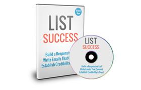 List Success Audio