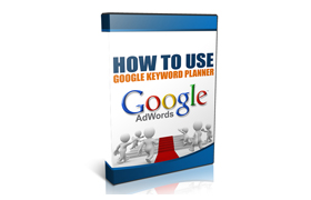 Google Keyword Planner Video